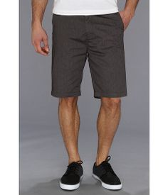 Billabong Carter Chino Short Charcoal Heather - Zappos.com Free Shipping BOTH Ways