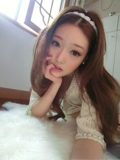 girl and cute imageの画像