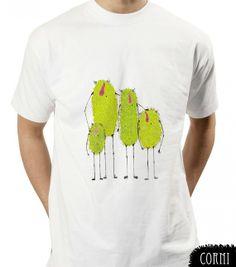 """T-shirt manches courtes enfant """"CORNI"""""""