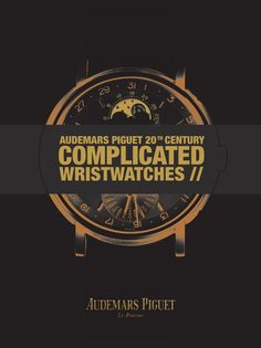 Audemars Piguet 20th Century Complicated Wristwatches