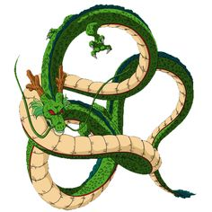 Shenron - Dragon Ball Wiki - Wikia
