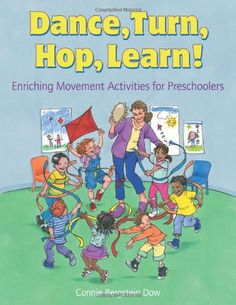 Dance, Turn, Hop, Learn! The best resource for lesson plans and activities for music and movement Class. RM 126. 50