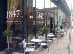 Vegetarian Restaurant Manchester on The Monochromes