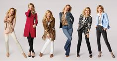 Statement Jackets for the Fall 2015 from Chico's