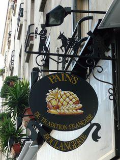 Pains, Parigi