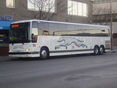 Greyhound 8878 Prevost Prevost Coach, Prevost Bus, Rv Bus, Bus Terminal, Bus Travel, Bus Conversion, Bus Station, Busses, Great Memories