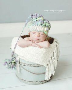 Free Pixie Hat Crochet Pattern