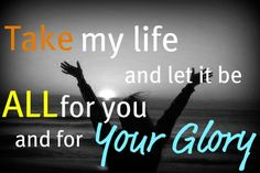 """""""Glory to God Forever"""""""