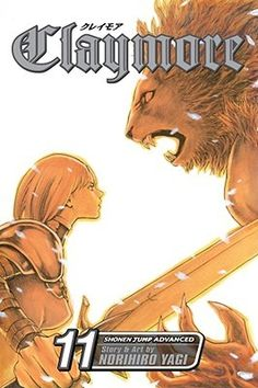 The Reading Diaries: Book Review: Claymore Volume 11