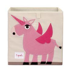 Cajas para guardar juguetes de animalitos en http://infanity.es/tienda/comprar-marca/3-sprouts/