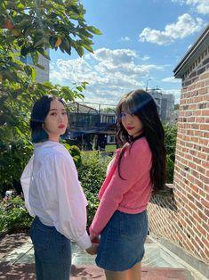 South Korean Girls, Korean Girl Groups, Walpurgis Night, Gfriend Sowon, Sinb Gfriend, Cloud Dancer, Happy Birthday To Us, Ginger Girls, G Friend