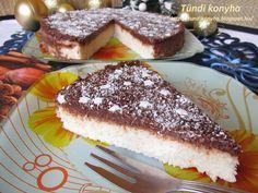 Tündi konyha: Kókuszos tejbegríz torta Naan, Tiramisu, French Toast, Cooking, Breakfast, Ethnic Recipes, Food, Food Cakes, Kochen