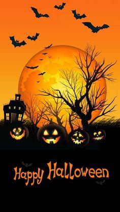 Retro Halloween, Spooky Halloween, Halloween Cat Crafts, Halloween Kunst, Fröhliches Halloween, Adornos Halloween, Halloween Artwork, Halloween Painting, Halloween Prints