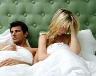 Bored couple in bed - REX/Eye Candy
