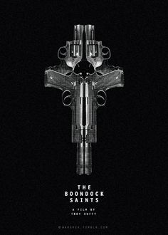 The Boondock Saints by warsheh I want at least one Boondock Saints poster in my future house.