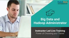 Hadoop Administration live online training from Hub4Tech will help you gain expertise to maintain large and complex Hadoop Clusters by Planning, Installation, Configuration, and Monitoring & Tuning.