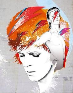 David Bowie.........