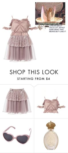 """""""Born from foam"""" by xoxkenzie ❤ liked on Polyvore"""