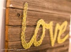 How to Age Wood Tutorial {guest post from Que Linda}