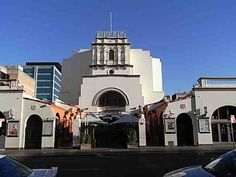 The Roxy Theatre, George Street, Parramatta. History Parramatta NSW