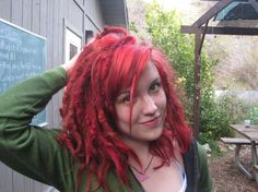 best dreadlocks - dreadlocks forums - love everything about this hair!  You go girl!