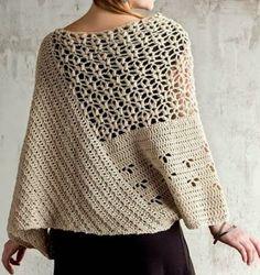 Olá BigArteiros!!  Tudo bem??    Trago para vocês hoje uma linda opção de blusa em crochet para qualquer ocasião, dependerá do fio que utili...