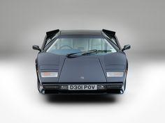 Lamborghini Countach: le taureau ailé | Boitier Rouge