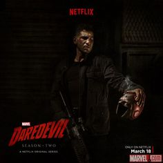 demolidor 2 season poster punisher - Pesquisa Google