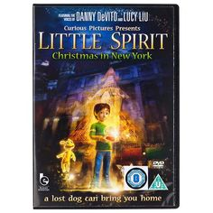 Little Spirit Christmas In New York DVD | Poundland