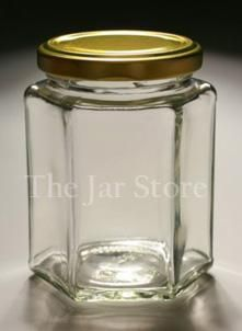 SUGAR SCRUB  - - Part Number C09-Hex-12---RTO 63 Black - $1.19 per jar - order with taco seasoning jar for cheaper shipping.  $70 for this project on jars (including shipping).