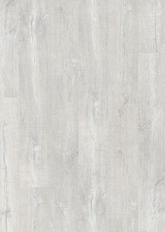 Revêtement de sol vinyle Quick-Step® Livyn Essential Pro Chêne patiné blanc clair ESP007