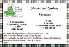 3x5 online recipe card creator