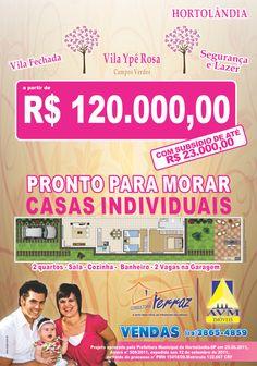 Folheto Promocional - AVM Imóveis