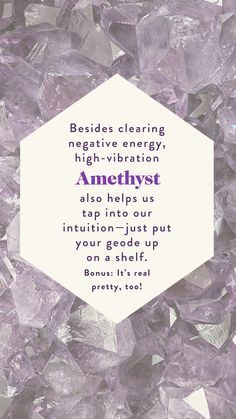 The major benefits (from relaxation to enhanced connection and serious empowerment) of 8 significant crystals.