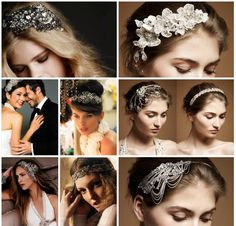 #Vintage Inspired #JennyPackham #Hair Accessories