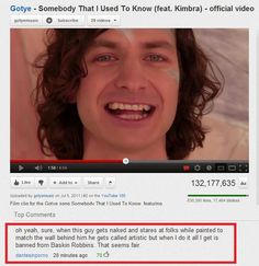 Comical Folly Hilarious Comment