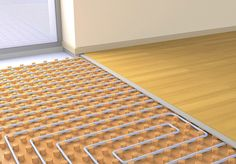 Is an in-floor heating system worth it? Are in-floor heating systems worth the cost? We discuss the costs and benefits of in-floor heating systems for your home. Bathroom Flooring Options, Best Bathroom Flooring, Best Flooring, Wood Flooring, Heated Floor Mat, Heated Bathroom Floor, Heated Concrete Floor, Interiors