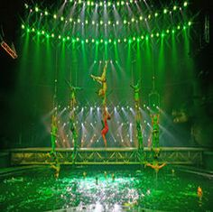 Dancing on Water Show