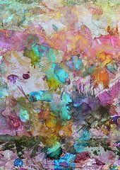 Alexis Bonavitacola - Gold-Flecked Palette