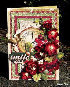 Smile * Graphic 45 * - Scrapbook.com