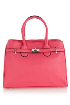 Fuschia Liverpool Street Bag Oasis Stores UK