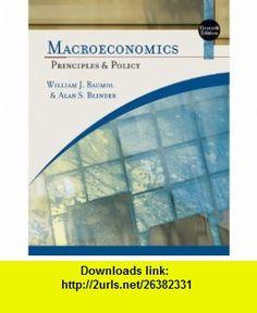 Study Guide for Baumol/Blinders Macroeconomics Principles and Policy (9780324586244) William J. Baumol, Alan S. Blinder , ISBN-10: 0324586248  , ISBN-13: 978-0324586244 ,  , tutorials , pdf , ebook , torrent , downloads , rapidshare , filesonic , hotfile , megaupload , fileserve
