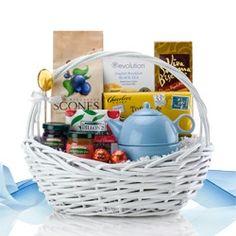 Scones and Tea Gift Basket