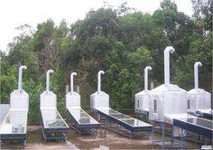 SUNBEST - Gallery - Solar Air Heater, Solar Water heater, solar dryer for fish, solar dryer for fruits, solar dryer for vegetables, more