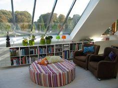 Интерьер домашней библиотеки - Дизайн интерьеров   Идеи вашего дома   Lodgers