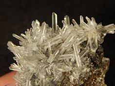 A Beautiful Quartz Crystal FLOATER Cluster by EarthsAncientArt