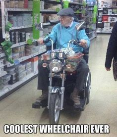 wheelchairs humor - Google Search