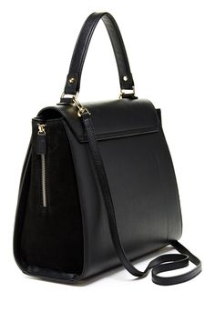 Valentino By Mario Valentino | Zellie Genuine Leather Messenger Bag | Nordstrom Rack  Sponsored by Nordstrom Rack.