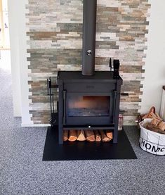 Luxe Marmerstone vloer | Unica - UW-vloer.nl Stove, Home Appliances, Wood, Lush, House Appliances, Range, Woodwind Instrument, Timber Wood, Appliances
