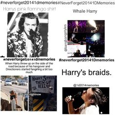 #NeverForget20141DMemories Harry